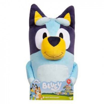 BLUEY - Best mate BLUEY JUMBO 45cm GENUINE LICENSED PLUSH