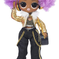 L.O.L LOL Surprise - OMG - 24K D.J Fashion Doll with 20 Surprises