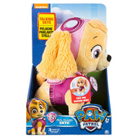 PAW PATROL ~ Deluxe phrases and Sounds 30cm Plush~ REAL TALKING SKYE