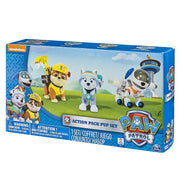 Paw Patrol  - 3 PACK ACTION PUP SET , EVEREST , ROBO DOG, RUBBLE