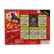 "FGTEEV - 2.5 "" Figure 6 pack MINI FIGURES Season 1"
