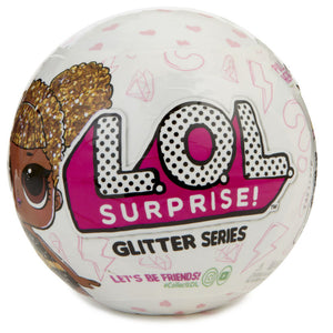LOL Surprise Dolls ~ GLITTER SERIES ~ 1 ball / doll