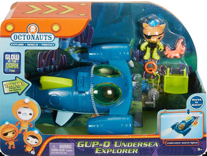 Octonauts - Gup Q - Undersea Explorer with KWAZII