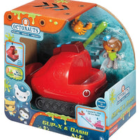 Octonauts - GUP X with DASHI octo ski - Genuine Fisher Price toy