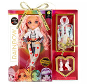 RAINBOW HIGH -  KIA HART - LIMITED EDITION VALENTINES Fashion Doll with 2 Exclusive Outfits