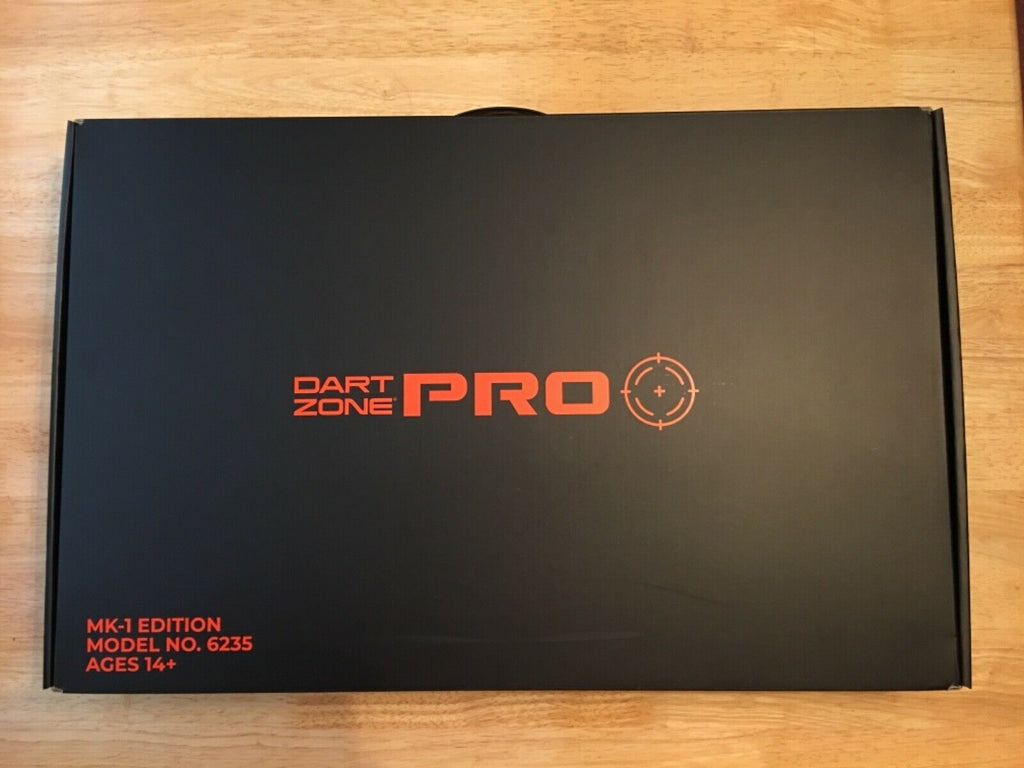 Dart Zone PRO - MK 1 PRO - Collector Edition EXTREMELY RARE