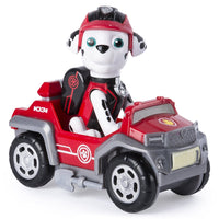 Paw Patrol - Marshall's Rescue Rover & Marshall - Mission Paw