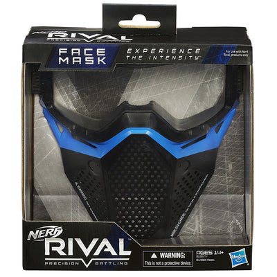 Nerf Rival - Face Mask - BLUE