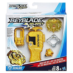 BeyBlade Burst MASTER KIT with XCALIUS - HASBRO TOP TIER