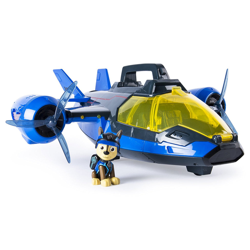 Paw Patrol - Mission Paw - AIR PATROLLER + CHASE