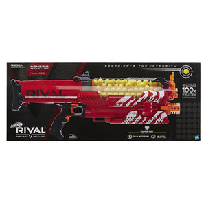 Nerf Rival - NEMESIS MXV11-10k - RED - MOTORIZED