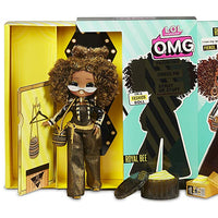 L.O.L LOL Surprise - OMG - ROYAL BEE Fashion doll with 20 surprises