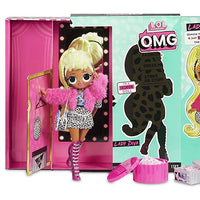 L.O.L LOL Surprise - OMG - DIVA Fashion doll with 20 surprises