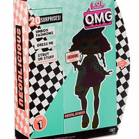L.O.L LOL Surprise - OMG - Neonlicious Fashion doll with 20 surprises