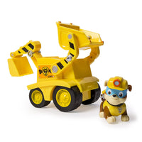 Paw Patrol - Rubbles Rubble's Dump Truck with Pup
