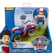 Paw Patrol - Ryder's Ryder Rescue ATV and Figure Ryders - PREORDER