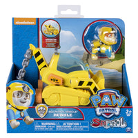 Paw Patrol - SEA PATROL - Rubble's Vehicle & Rubble