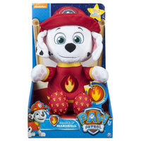 Paw Patrol - Snuggle up MARSHALL- Lights sounds, phrases Soothing