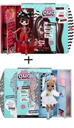 L.O.L LOL Surprise - OMG series 4 - SPICY BABE & SWEETS (set of 2) each with 20 + surprises