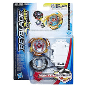 BeyBlade Burst Evolution - NEW Genesis VALTRYEK V3 - SWITCH STRIKE STARTER PACK