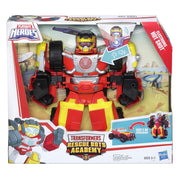 Rescue Bots - PlaySkool Heroes - ACADEMY MEGABOT 25CM with lights & sounds