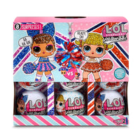 L.O.L LOL Surprise - LOL Surprise All-Star BBs SERIES 2 - Full case of 12 dolls / balls