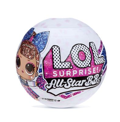 L.O.L LOL Surprise - LOL Surprise All-Star BBs SERIES 2 - 1 doll / ball