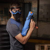 Nerf Rival - APOLLO XV-700 Blaster BLUE + BLUE MASK SET