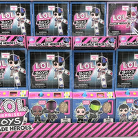 L.O.L LOL Surprise - LOL SURPRISE BOYS ARCADE HEROES - 1 doll