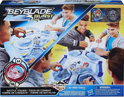 BeyBlade Burst Evolution Switchstrike ~ BATTLE TOWER ~ with Valtryek V3 & Noctemis N3 on clearance