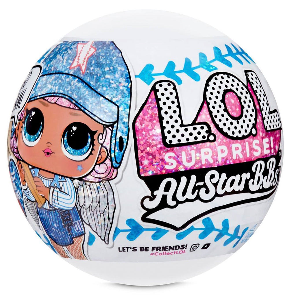 L.O.L LOL Surprise - LOL Surprise All-Star BBs - 1 doll / ball
