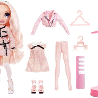 RAINBOW HIGH -  BELLA PARKER - Pink Fashion Doll with 2 Exclusive Outfits