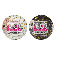 L.O.L LOL Surprise DOLLS - SUPREME BFF Limited Edition 2 pack