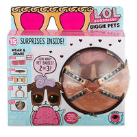 LOL Surprise - BIGGIE PET - D.J. K9 pup dog series 2