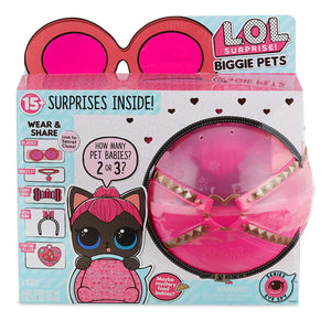 LOL Surprise - BIGGIE PET - SPICY KITTY  from series 2