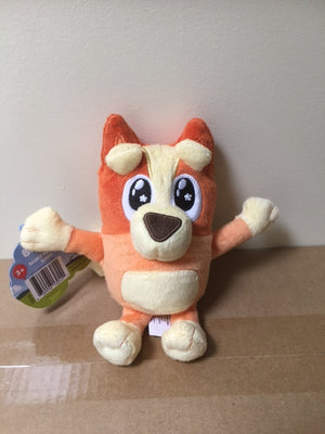 BLUEY - SEASON 4 - 20cm plush - STARRY eyed BINGO