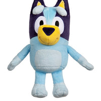 BLUEY -  SERIES 2 - Carton of 10 - 8 inch plushes (1 coco, 1 snickers, 4 bingo , 4 bluey)