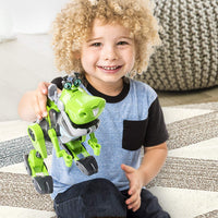 RUSTY RIVETS - BOTASAUR buildable toy + lights & sounds