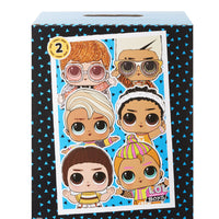 L.O.L LOL Surprise - LOL BOYS SERIES 2 - Full case of 12 dolls / balls