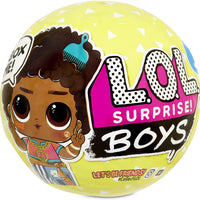 L.O.L LOL Surprise - Boys Series 3 - FULL CASE of 12 dolls - on clearance