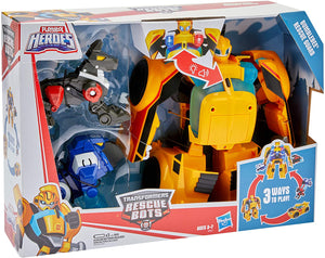Rescue Bots - Playskool Heroes - 25 cm Bumblee Rescue Guard