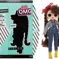 L.O.L LOL Surprise - OMG WAVE 2 - BUSY B.B. with 20++ Surprise - on clearance