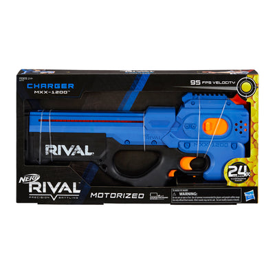 Nerf Rival - CHARGER MXX-1200 Motorized Blaster with 24 rounds