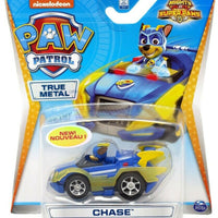 Paw Patrol  - MIGHTY PUPS Chase truck diecast car 1:55 scale