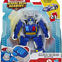 Rescue Bots Academy - PlaySkool Heroes - Rescan Chase Drags