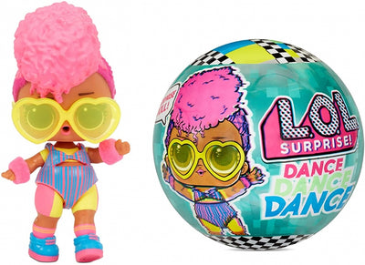 L.O.L LOL Surprise - Dance Tots full - 1 doll / ball - preorder
