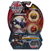 BAKUGAN Battle Planet - DARKUS MANTONOID Starter pack 3 - Pack