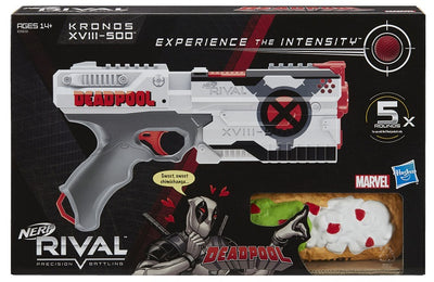 Nerf Rival - Kronos XV111-500 - DEADPOOL WHITE - Limited Edition