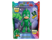 PJ MASKS - GEKKO - Talking Poseable Figure 15 CM DELUXE phrases from the show - on clearance