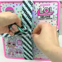L.O.L LOL Surprise - DELUXE present surprise - PINK version